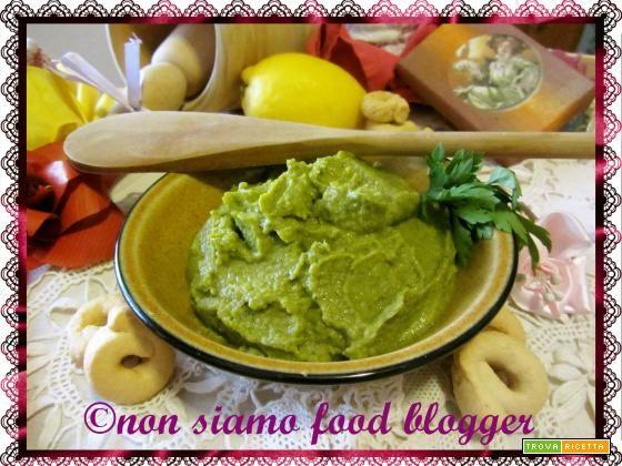 Hummus di fagiolini  #ricette #food #recipes
