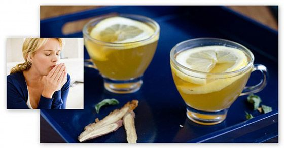 Check out the homemade syrup for expelling mucus out of the lungs. Works great for children and adults!