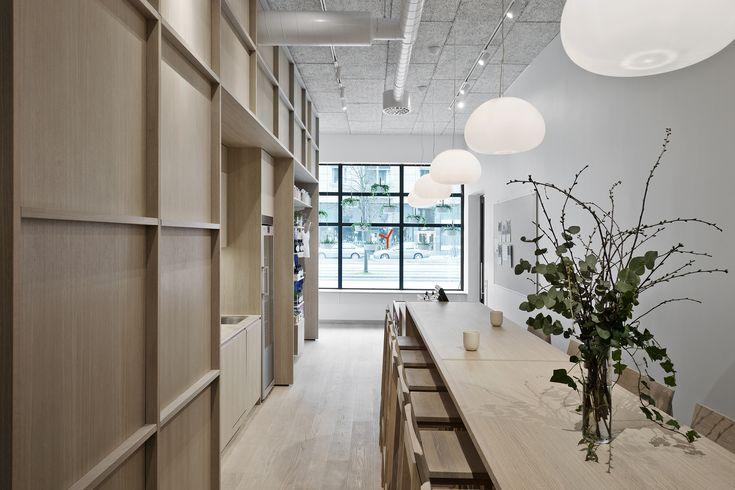 Yogayama yogastudio. Arkitema Architects.