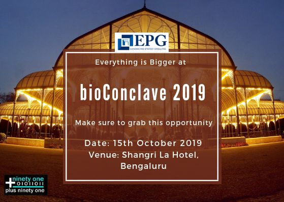 bioConclave 2019 – Medical Events Guide