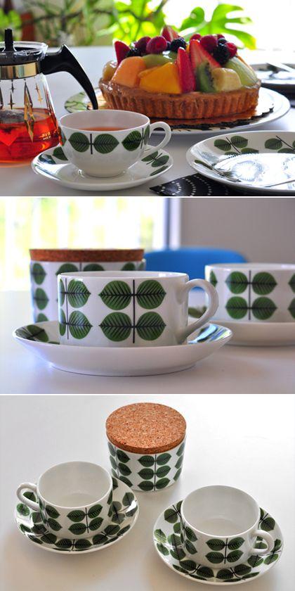 Gustavsberg Bersa dishwares