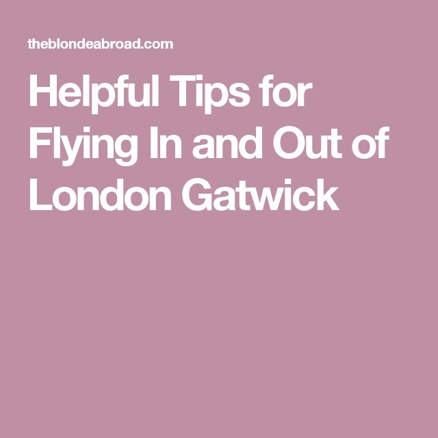 how to get from gatwick to london by train