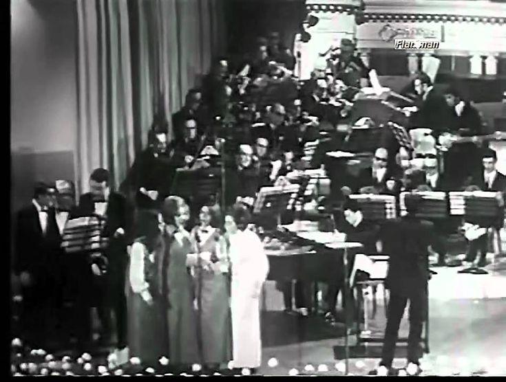 ♫ Caterina Caselli ♪ Il Gioco Dell'Amore SanRemo 1969