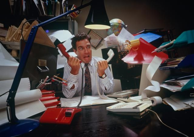 El estrés laboral. Qué es y qué puedes hacer para afrontarlo