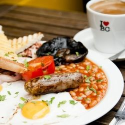 EAT - Prendre un English Breakfast au Breakfast Club