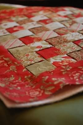 pot holder: Craft, Pattern, Placemats, Hot Pad, Fabrics, Sew Potholders, Woven Potholder, Quilted Potholders