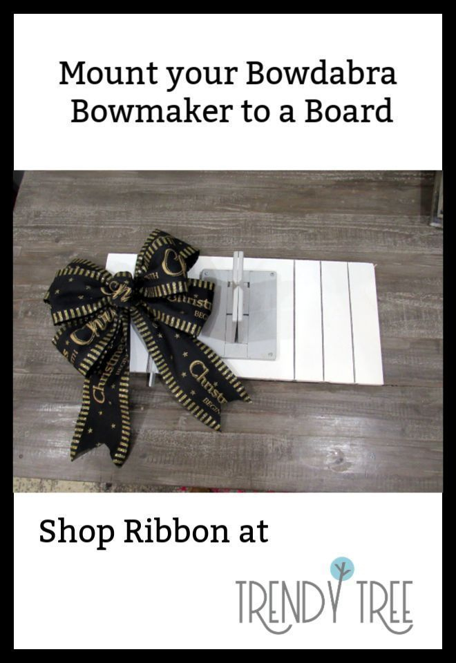 Mounting A Bowdabra Bowmaker To A Board Trendy Tree Spring And