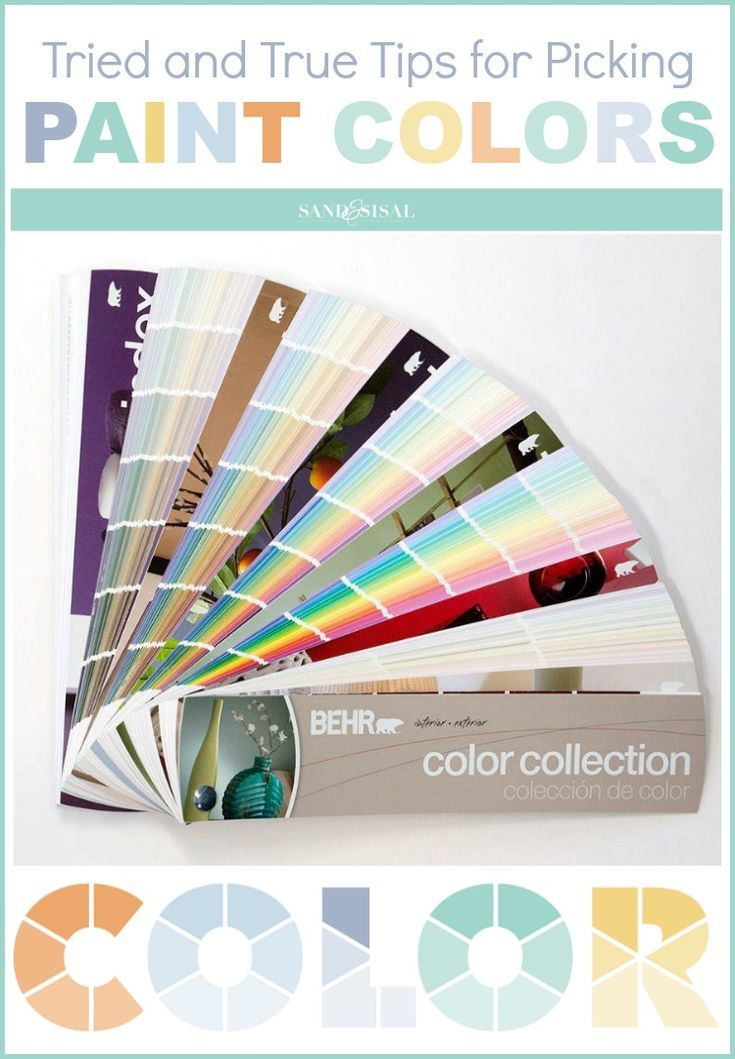 See More Tried And True Tips For Picking Paint Colors Paintcolor Decorating