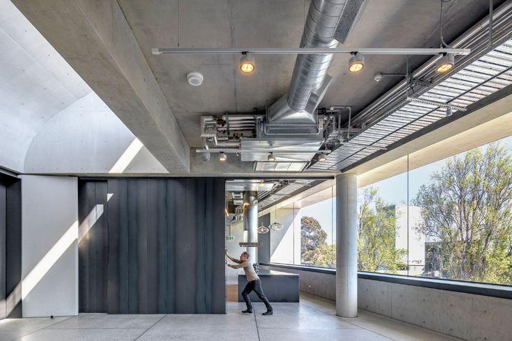 Dangrove Art Storage Facility In Sydney By Tzannes Australian