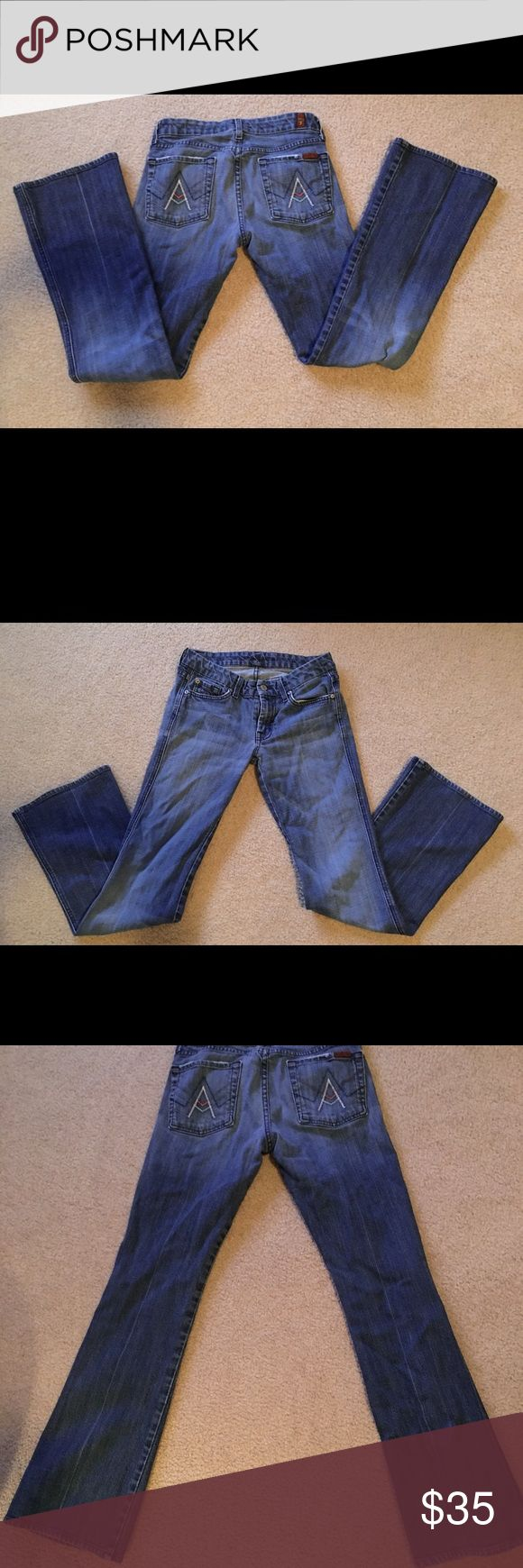 7 Seven For All Mankind Jeans 7 for All Mankind jeans 7 For All Mankind Jeans