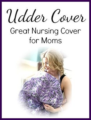 Udder Cover: A Great Nursing Cover Up (Review)