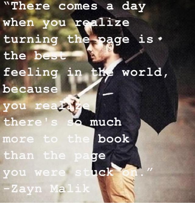 Word Of Wisdom, Zayn Malik And Wisdom