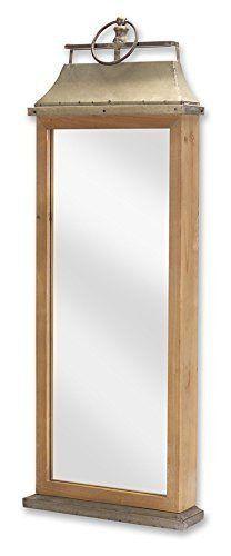 Tall Lantern Mirror