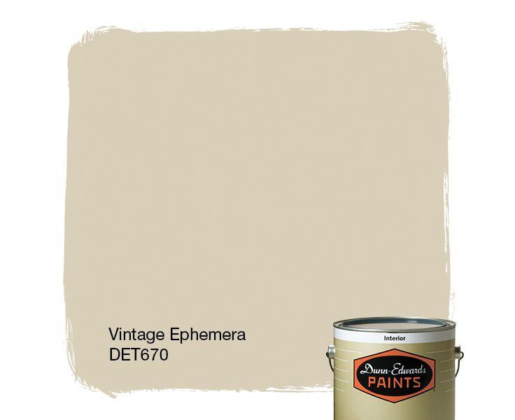 Dunn edwards paints paint color vintage ephemera det670 click for a free color sample - Dunn edwards exterior paints design ...