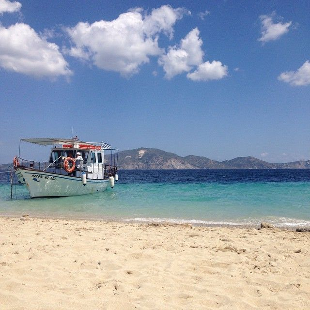 #Zakynthos #Beaches #Greece #Summer #Vacation Photo credits: @gabiartemis