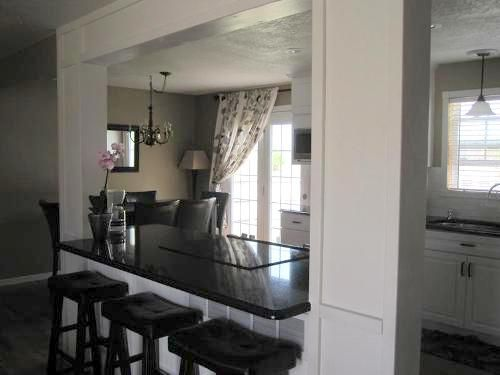 65 best kitchen living room open concepts images on for Ranch galley kitchen remodel