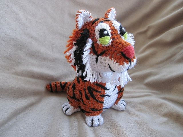 Amigurumi Patterns Tiger : 17 Best images about Crochet to try on Pinterest Free ...