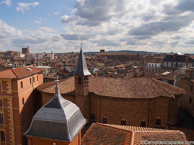 Visiter Toulouse en 7 idées - Carnet d'escapades
