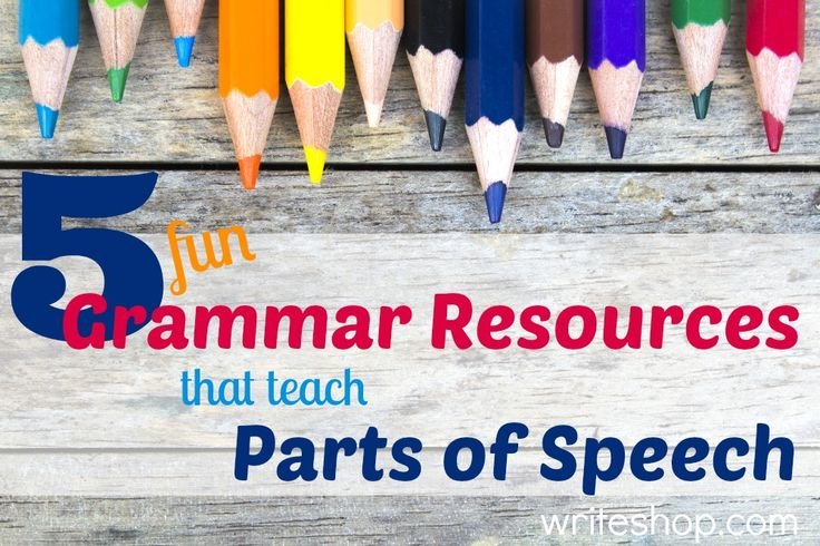 how to be able to teach sections associated with speech