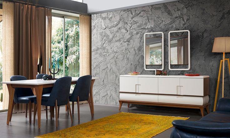 Resola Yemek Odası Takımı  Tarz Mobilya   Evinizin Yeni Tarzı '' O '' www.tarzmobilya.com ☎ 0216 443 0 445 Whatsapp:+90 532 722 47 57 #yemekodası #yemekodasi #tarz #tarzmobilya #mobilya #mobilyatarz #furniture #interior #home #ev #dekorasyon #şık #işlevsel #sağlam #tasarım #konforlu #livingroom #salon #dizayn #modern #rahat #konsol #follow #interior #armchair #klasik #modern