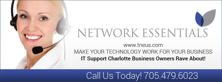 it consulting charlotte nc