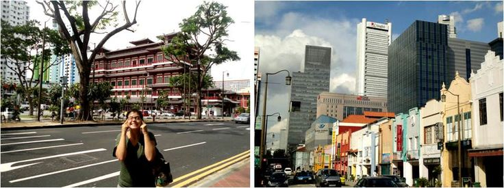 Viaje a Singapur-Chinatown