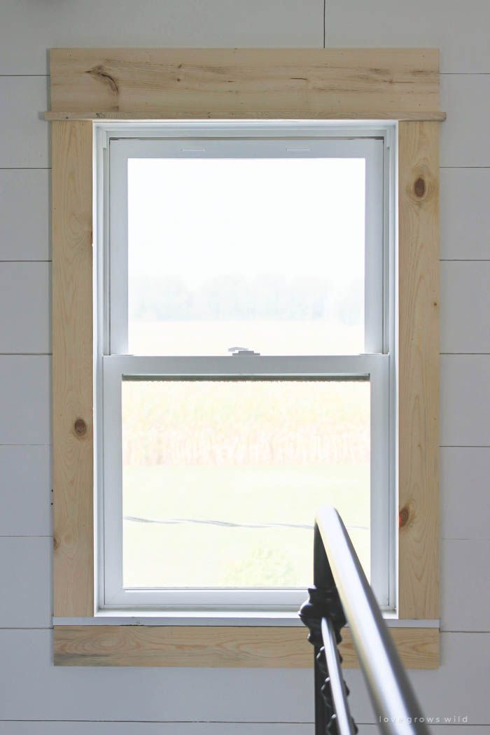 17 Ideas About Interior Window Trim On Pinterest House Windows Pine Trim And Window Casing