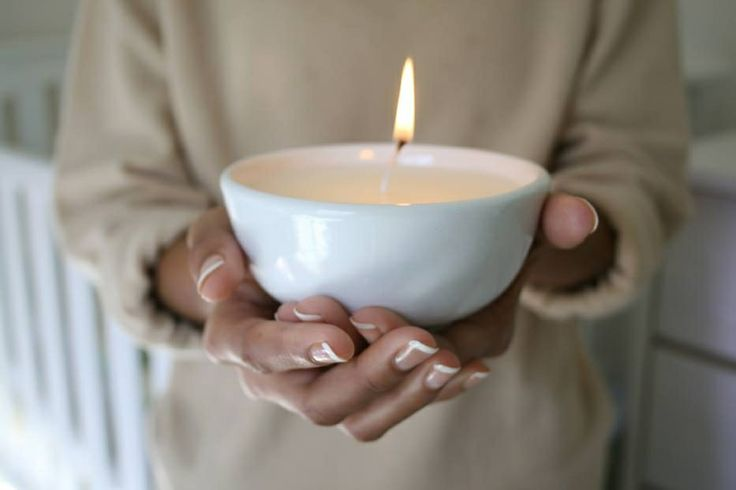 #candle are used for massage