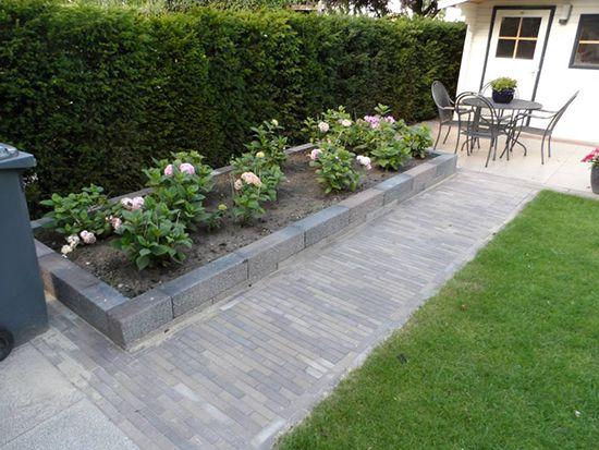 1000 images about j tukkers bestratingen on pinterest factors tes and keurig - Voorbeeld van tuin ...