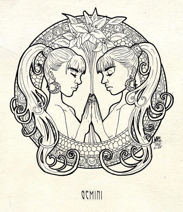 суп, картинка зодиак близнецы черно-белая кампании развить женщинах