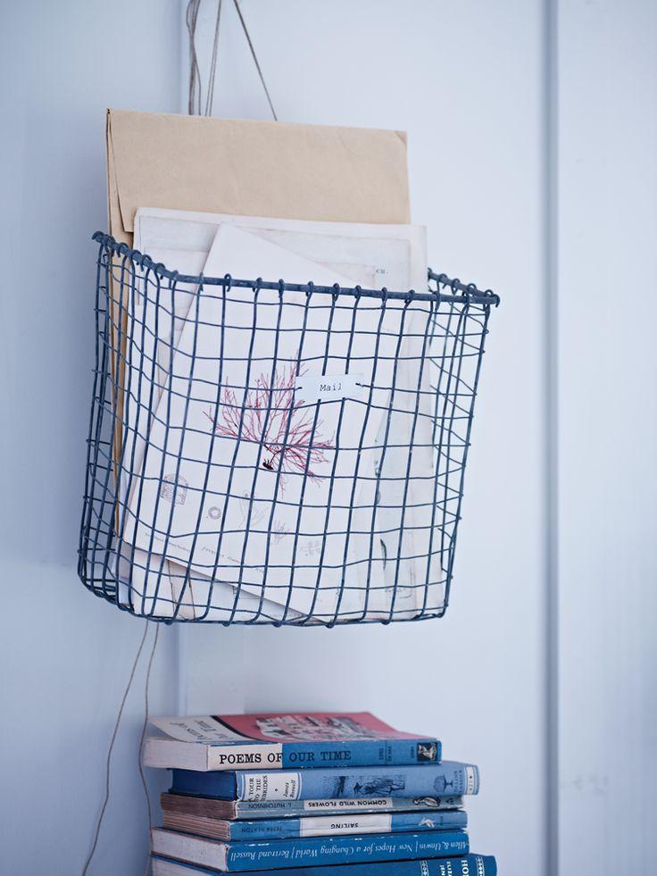 Wire Mail Box