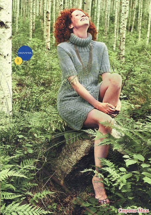Вязаная мода из Финляндии № 6 (ноябрь 2012 ) - Вязание - Страна Мам