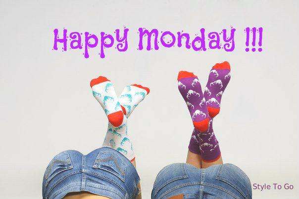 #happymonday #happysocks #koloroweskarpety #sammyicon #styletogo #menfashion