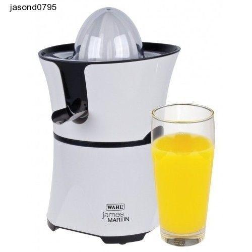Juice Maker Drinks Cocktails Parties Fruit James Martin 60 Watt Citrus Juicer