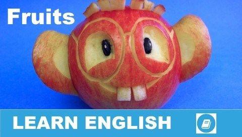 Angol szókincs - Gyümölcsök 2