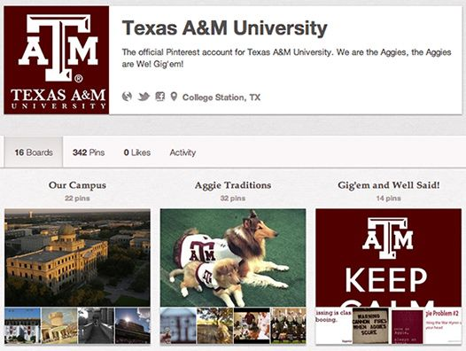 The 10 Most Impressive College Pinterest Pages - Best Colleges Online