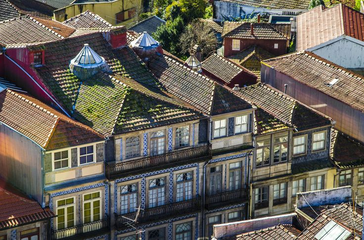 https://flic.kr/p/RmnxwV | Porto - View from Clérigos Tower | en.wikipedia.org/wiki/Cl%C3%A9rigos_Church