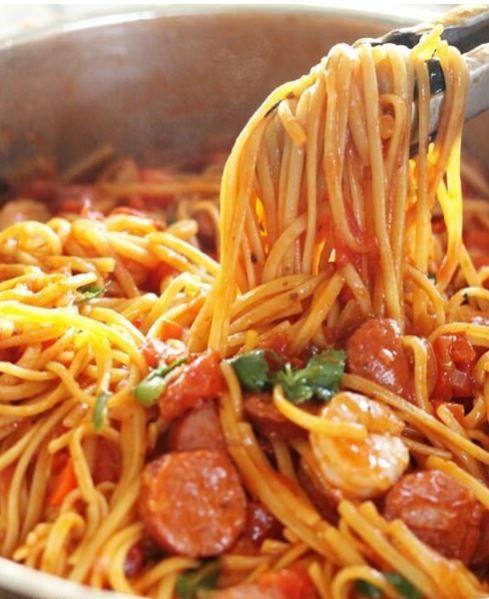 3 One Pot Pasta Recipes for the quick after-work kitchen   – Essen und Trinken