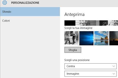 Oggi vediamo una cosa semplice semplice come cambiare lo sfondo del desktop con windows 10. Questa operazione ci consentirà infatti di scegliere una nuova immagine da mettere come sfondo della nostra scrivania del pc in modo da poter avere una postazione di lavoro (o di svago) sempre vivace e piacevole da vedere. Vediamo dunque come modificare la foto di sfondo del nostro pc con pochi semplici ed intuitivi passi. Come cambiare lo sfondo del desktop su Windows 10  Per poter scegliere…