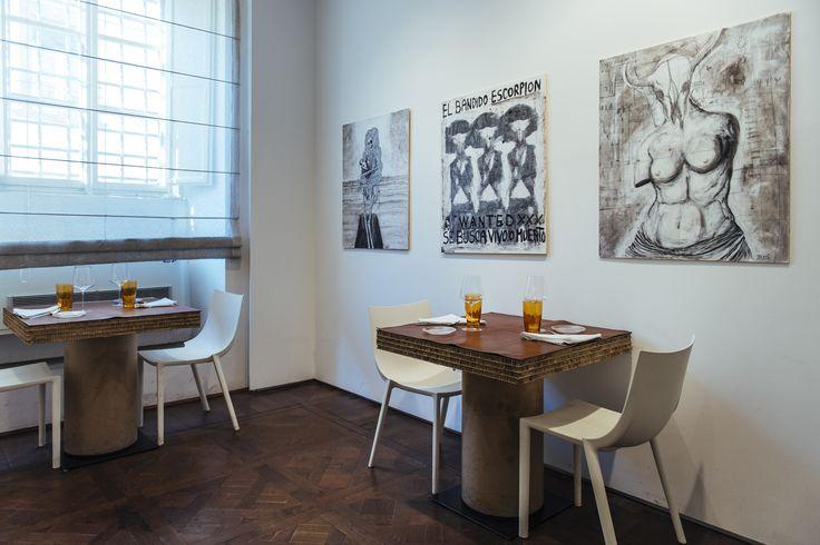 La mostra Take Your Freedom di Renato Florindi all'interno del Lu.C.C.A. Museum