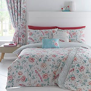 Jade Duvet & Pillowcase Set #kaleidoscope #bedroom