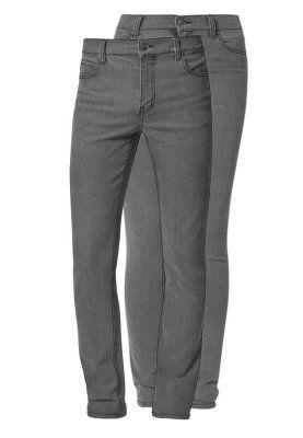 TIGHT - Jeans Slim Fit - grå