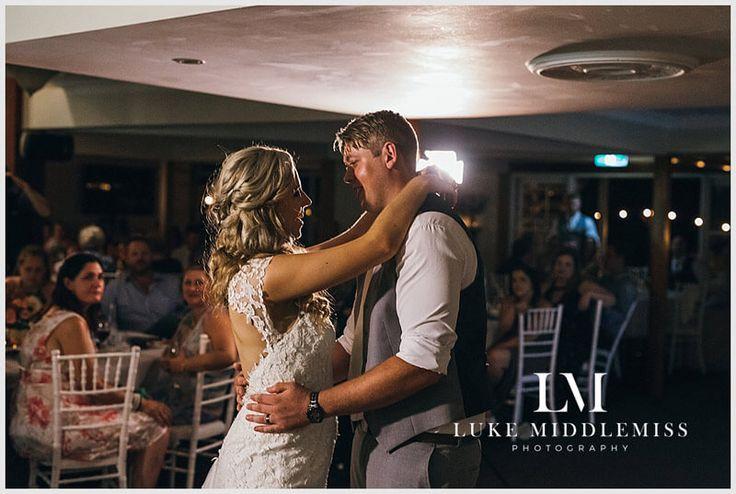 Couples first dance at Maleny Manor - Sunshine Coast // Wedding DJ G&M Event Group #GMEventGroup #DJBrianDavis #Wedding #SunshineCoastWedding