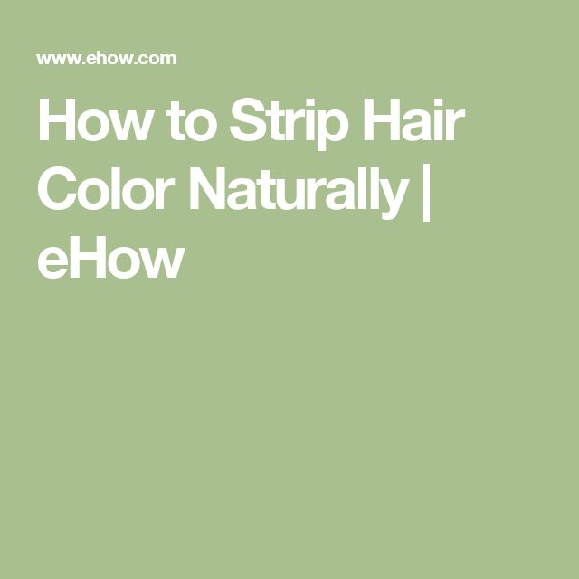 Best 25+ Stripping hair colors ideas on Pinterest   Can ...