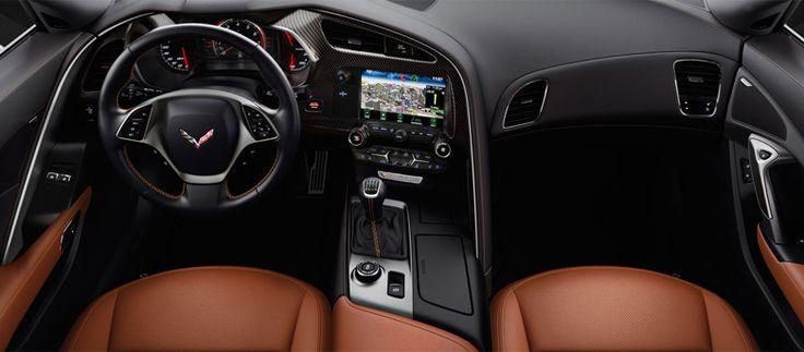 2014 Corvette Reveal - Interior