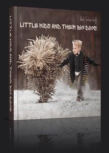 "Andy Seliverstoff book ""Little kids and their big dogs"""