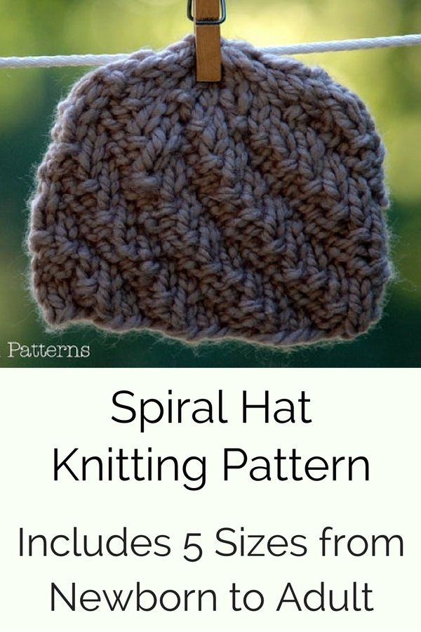Knitting Pattern For Age : 17 Best images about Crochet, Knitted Hats on Pinterest Crochet hat pattern...