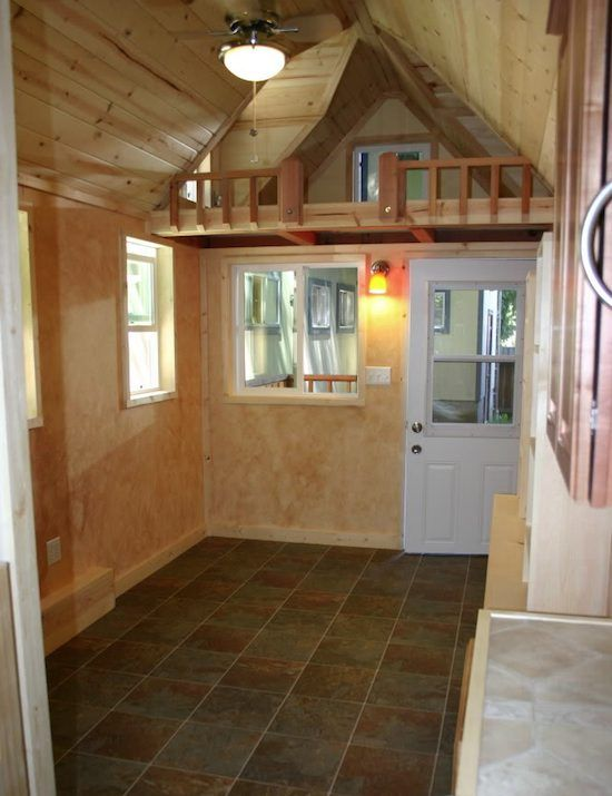 223 best tiny house images on Pinterest Small houses Tiny house