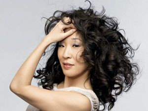 Sandra Oh has one of the most expressive faces on television — at one moment hard and impassive, the next yearning, wry, tender, all while barely moving a muscle. That face, combined with GA's stellar writing, has made what could have been a stock medical-soap-opera surgeon into a woman we love and root for, even as we roll our eyes at her emotional cluelessness.