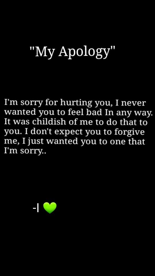 I M Sorry Babe Apologizing Quotes Apology Quotes For Him Sorry Quotes